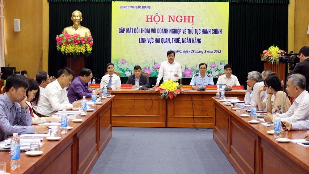 Tạo thuận lợi nhất cho doanh nghiệp giao dịch xuất nhập khẩu ngay tại Bắc Giang